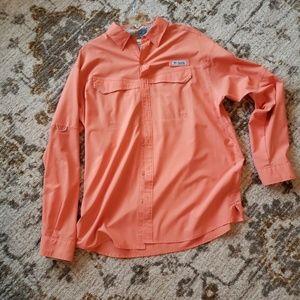 Columbia PFG size large Men's shirt.